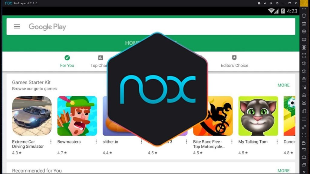 دانلود نوکس جدید 2021 Nox برای ویندوز 7 و ویندوز 10