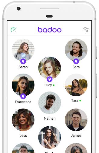 دانلود بادو جدید سال 2021 Badoo + نسخه پریمیوم نامحدود