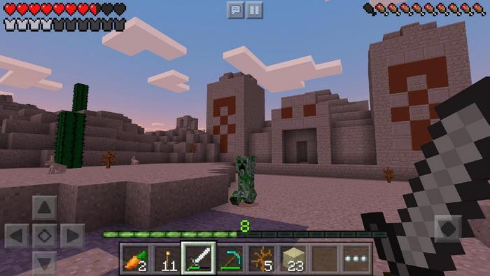 دانلود ماینکرافت جدید 1400 بازی Minecraft اندروید