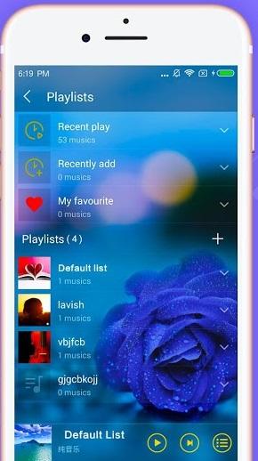 دانلود موزیک پلیر 2021 Music Player Plus پخش آهنگ اندروید