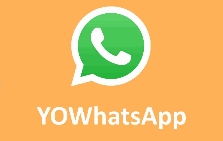 دانلود یو واتساپ جدید 1400 YoWhatsapp نسخه با امکانات بیشتر