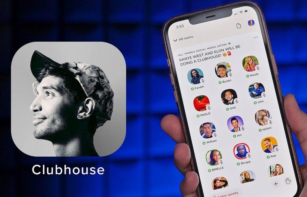 دانلود کلاب هاوس جدید 2021 Clubhouse برای اندروید - زوم اپک | دانلود برنامه  و بازی اندروید