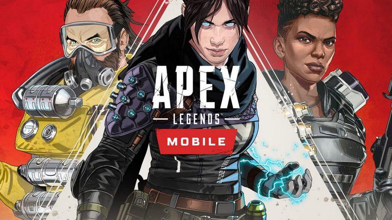 دانلود ایپکس لجندز جدید 2021 Apex Legends Mobile اندروید