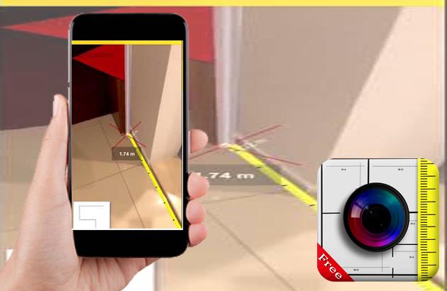 دانلود کم تو پلن جدید ۲۰۲۱ CamToPlan اندازه گیری اشیا با دوربین اندروید