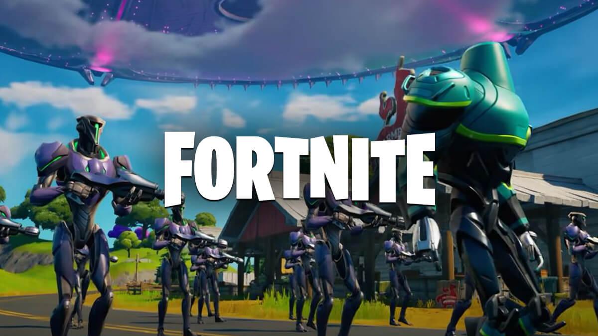 دانلود فورتنایت جدید 1400 Fortnite بازی اکشن و هیجان انگیز اندروید