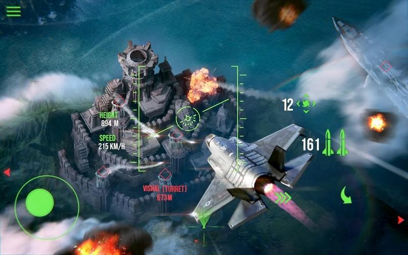 دانلود مدرن وار پنلز جدید 2021 بازی هواپیما جنگی اندروید