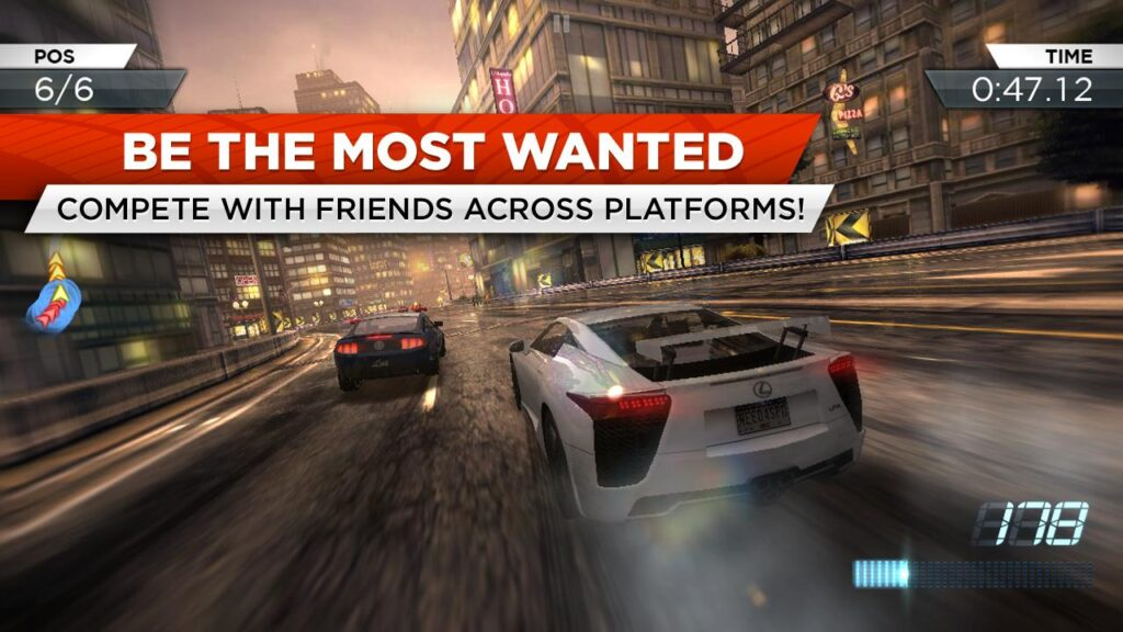 دانلود موست وانتد جدید 1400 Need for Speed اندروید